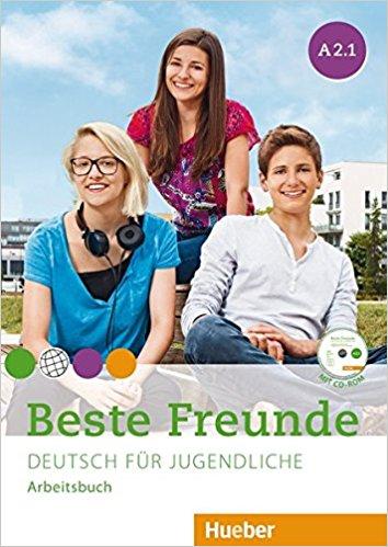 Beste Freunde A2 Paket Arbeitsbuch A2.1 und A2.2 (+ 2 CD-ROMs)