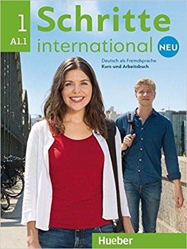Schritte International neu: Kurs- und Arbeitsbuch (+ CD)