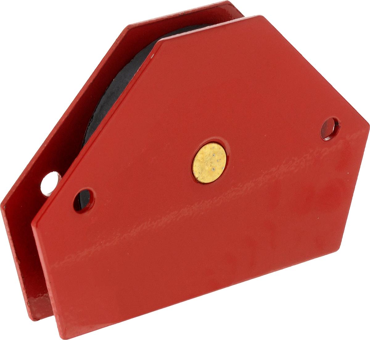 Магнитный угольник Rexant, держатель для сварки на 6 углов, усилие 11,3 кг угольник магнитный для сварки универсальный 615 34 кг