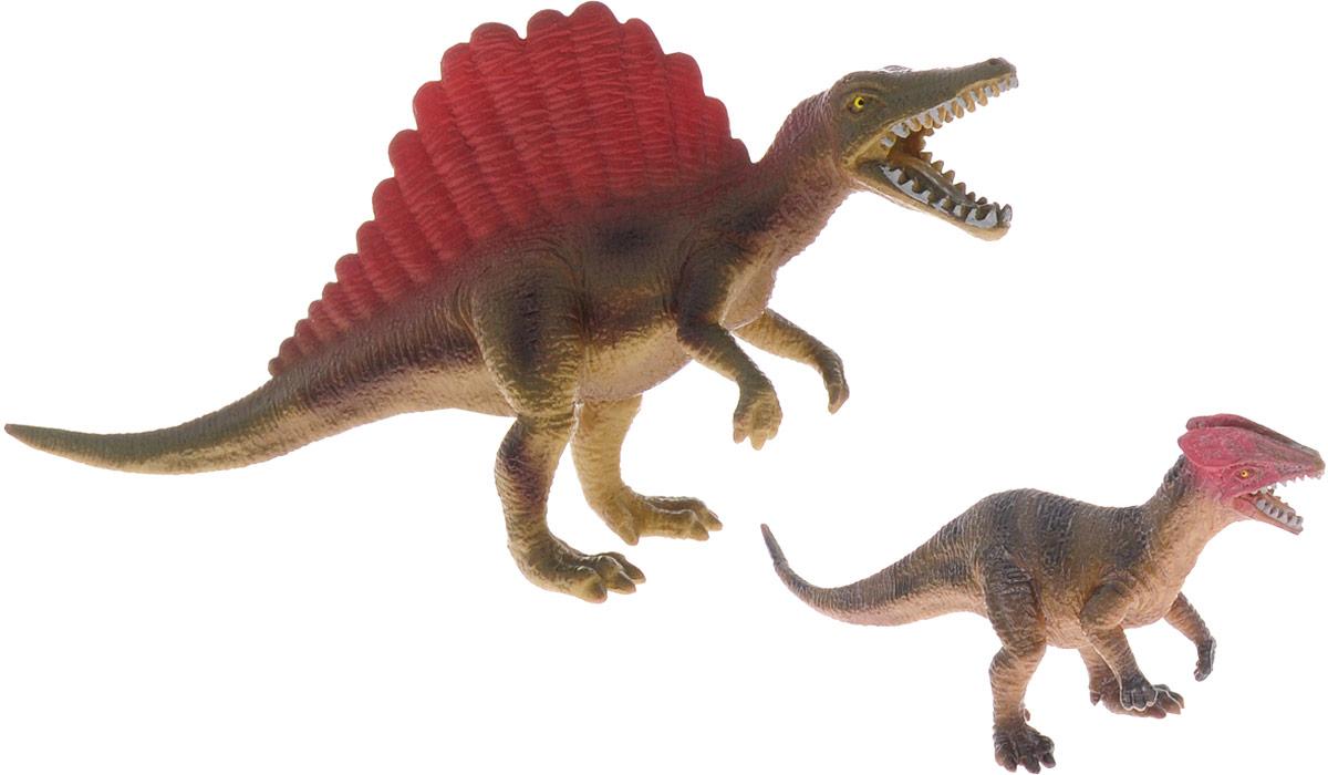 National Geographic Набор фигурок Спинозавры журнал national geographic
