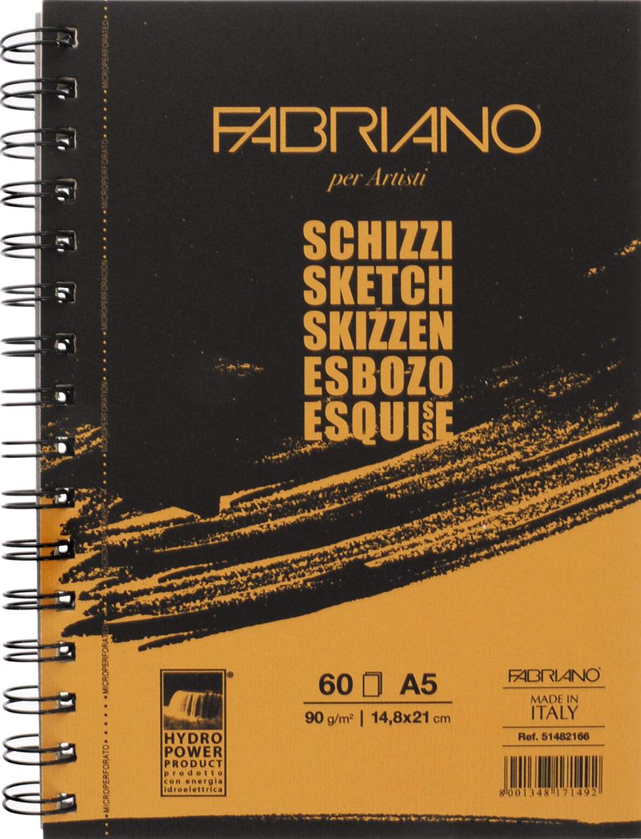 Fabriano Блокнот для зарисовок Schizzi 60 листов 51482166