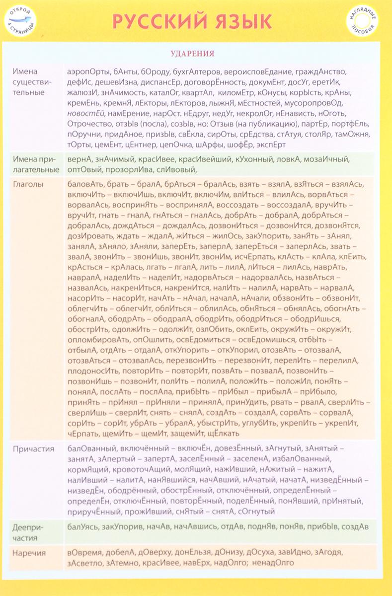 Русский язык. Риторика