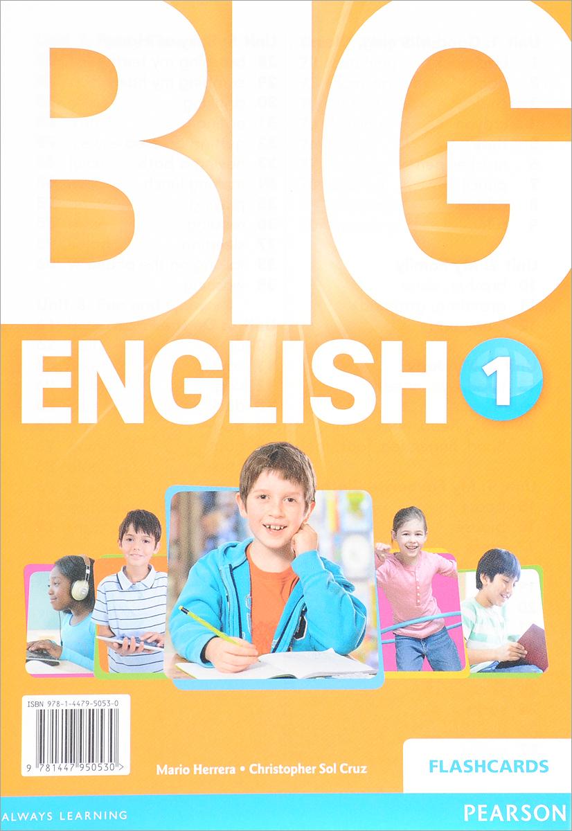 Big English 1: Flashcards