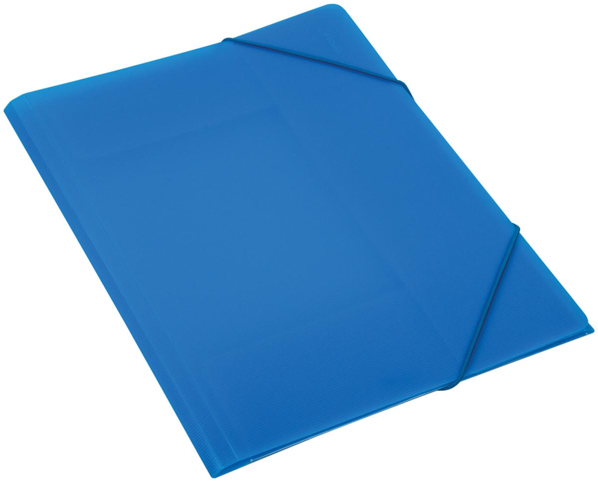 Proff Папка для бумаг Ultra на резинке формат A4 цвет синий proff папка для черчения циркуль 10 листов