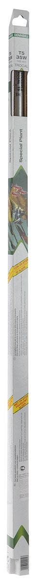 Лампа люминесцентная Dennerle Special Plant, Т5, 35 Вт, длина 74,2 см светильник dennerle trocal led 100 длина 100 см