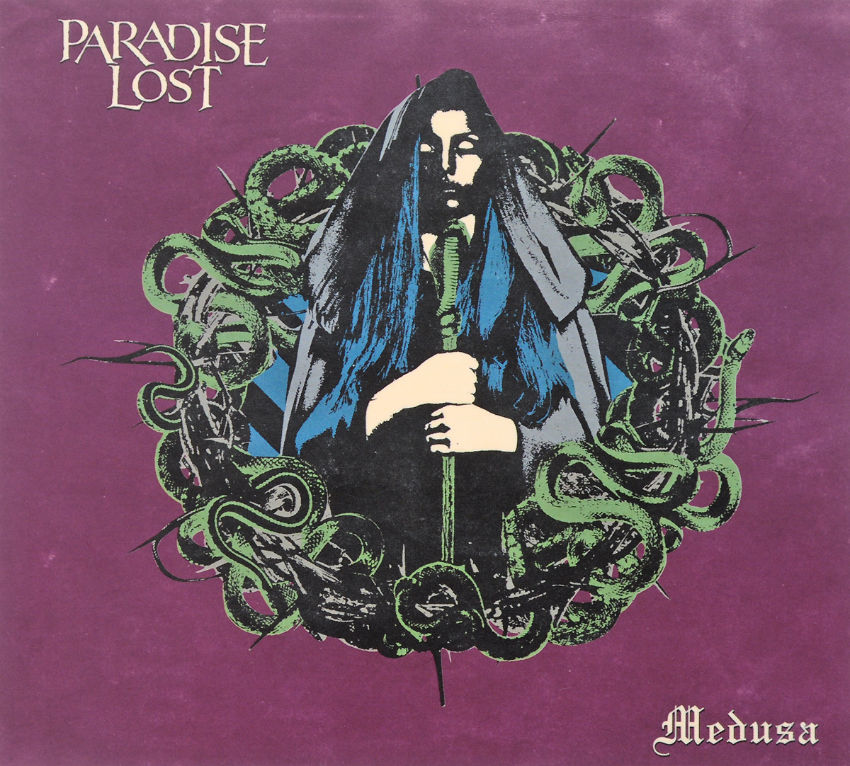 Paradise Lost Paradise Lost. Medusa paradise lost paradise lost icon