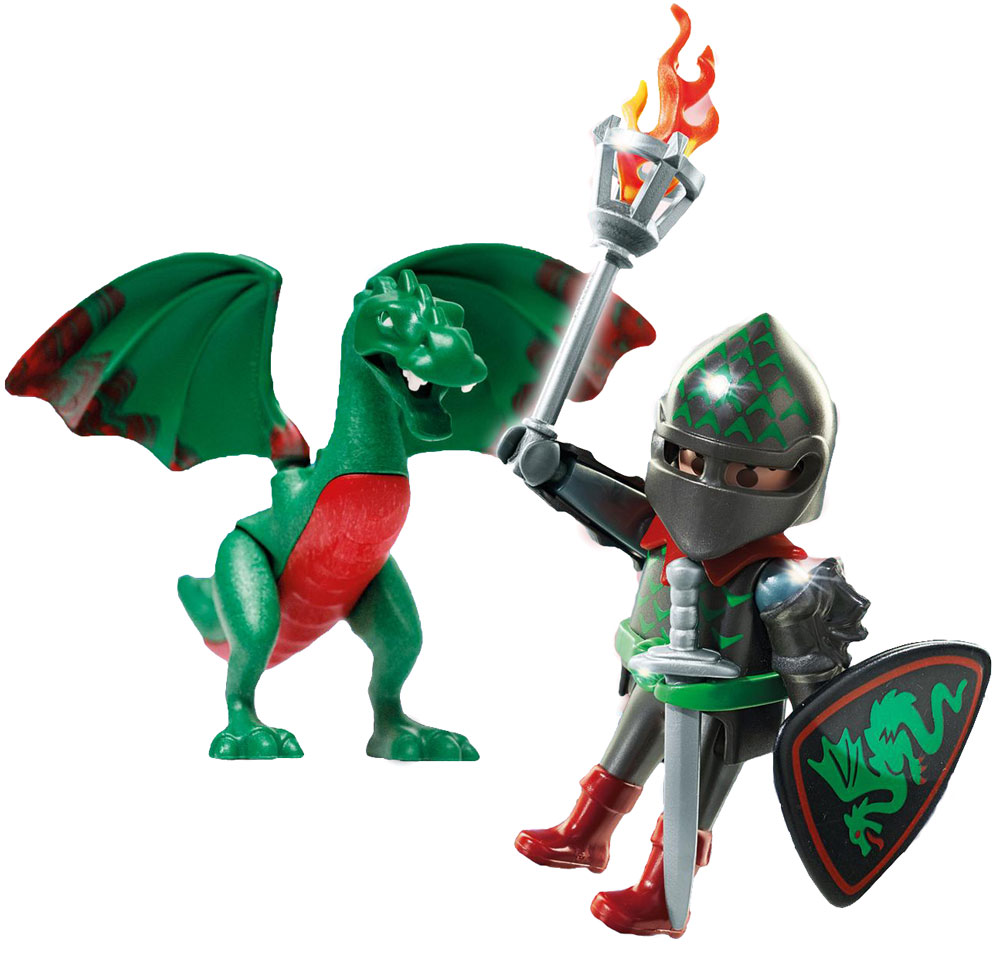 Playmobil Игровой набор Воин дракона