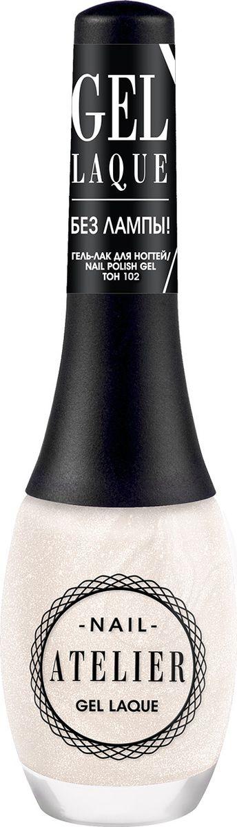 Vivienne Sabo Гель-лак для ногтей Nail Atelier, тон 102, 12 мл vivienne sabo gel laque nail atelier гель лак для ногтей тон 119 12 мл