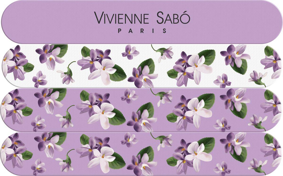 Vivienne Sabo Набор пилочек для ногтей 4 шт vivienne sabo iron nailfile пилка для ногтей железная
