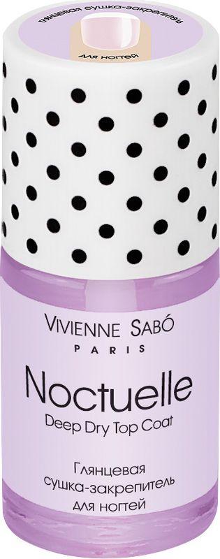 Vivienne Sabo Глянцевая сушка-закрепитель для ногтей, 15 мл vivienne sabo gel laque nail atelier гель лак для ногтей тон 119 12 мл