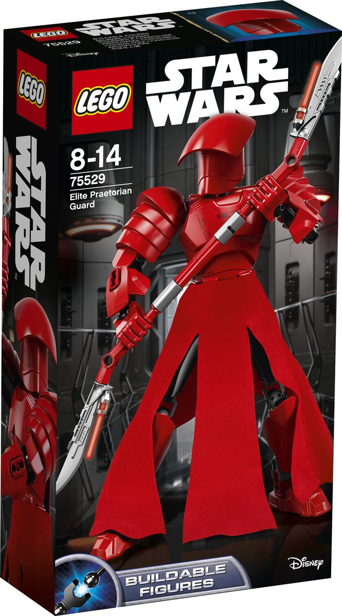 LEGO Star Wars Конструктор Элитный преторианский страж 75529