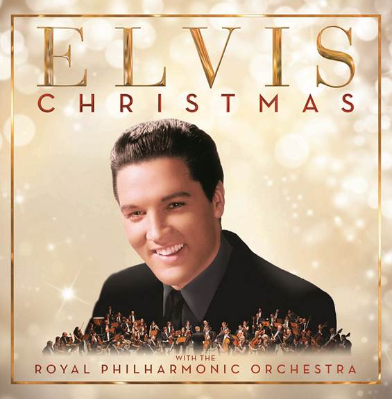 Elvis Presley, The Royal Philharmonic Orchestra. Christmas With Elvis Presley And The Royal Philharmonic Orchestra