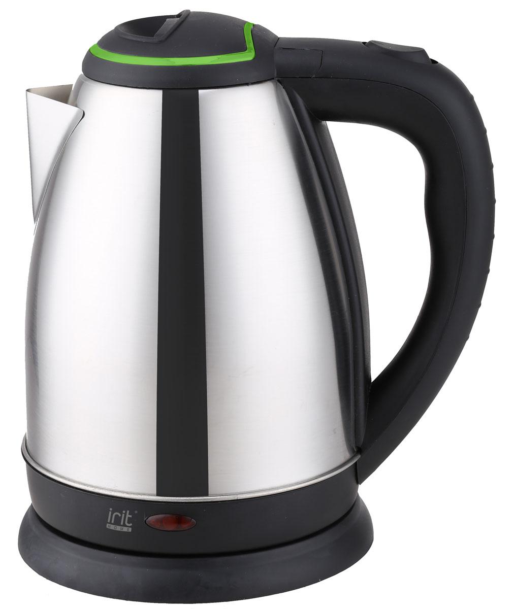 лучшая цена Электрический чайник Irit IR-1338, Green