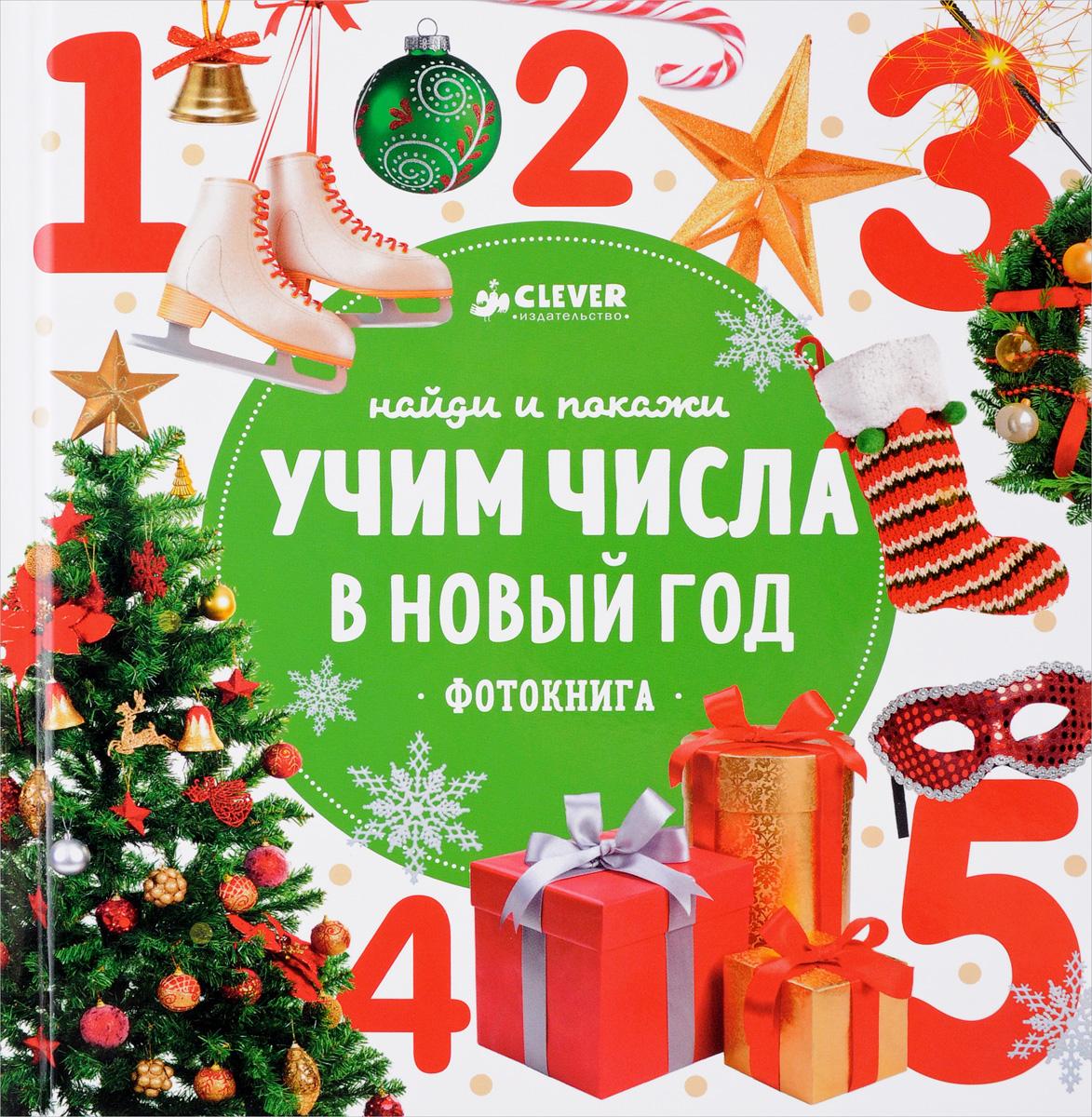 Анастасия Сотникова Найди и покажи. Учим числа в Новый год наталия воробьева найди и покажи учим числа