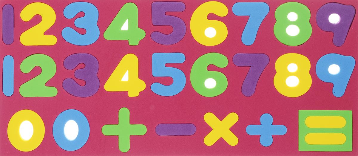 Kribly Boo Обучающая игра Набор цифр и знаков
