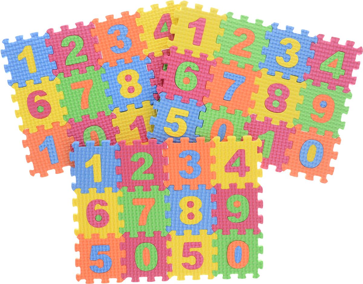 цена на Kribly Boo Пазл для малышей с цифрами 62682