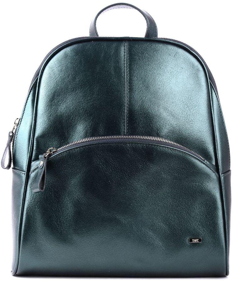 Рюкзак женский Esse Бритни, цвет: зеленый. GBYM2U-00ML13-D8710T-K100 рюкзак женский cross case цвет зеленый mb 3050