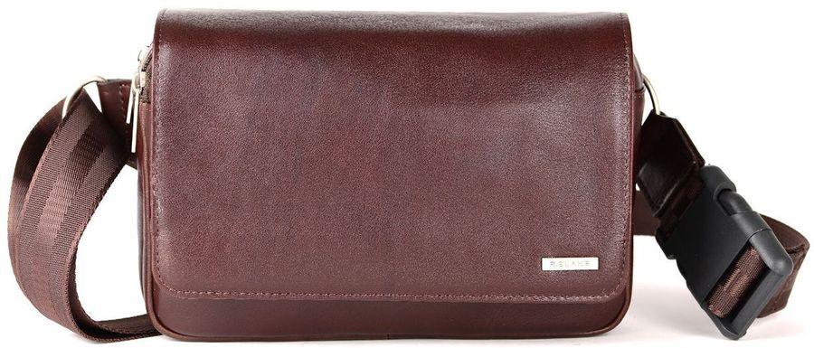 muzee парусиновая мужская сумка через плечо сумка на поясе Сумка мужская R.Blake Gordon, цвет: коричневый. GGOR00-00GM12-F9113O-K100