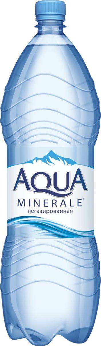 Aqua Minerale вода питьевая негазированная, 2 л