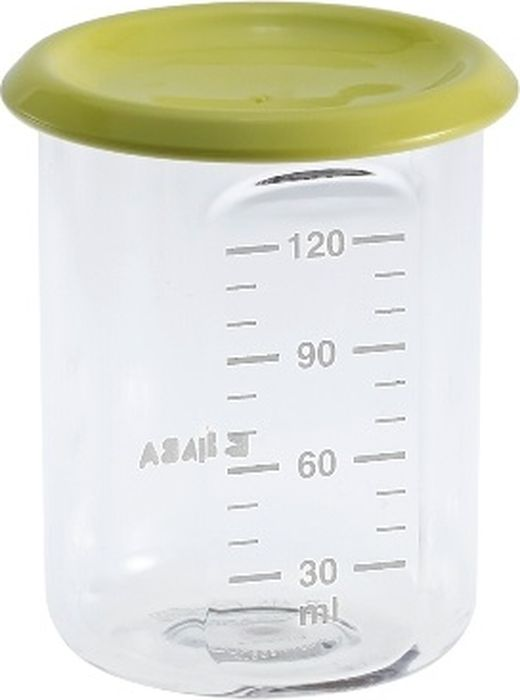 цена на Beaba Контейнер для детского питания Baby Portion Tritan Neon 120 мл