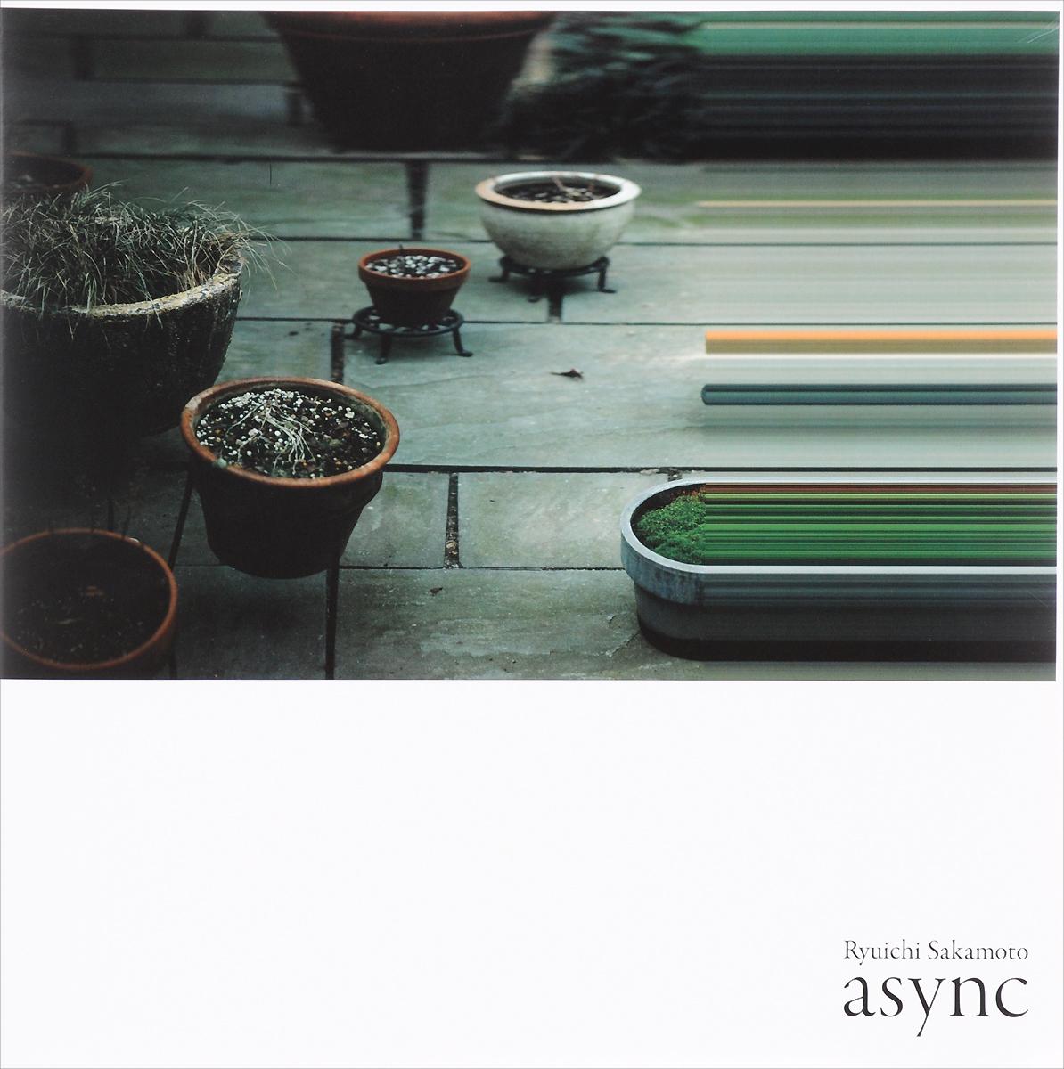 Рюичи Сакамото Ryuichi Sakamoto. Async (2 LP) защитная пленка lp универсальная 2 8 матовая