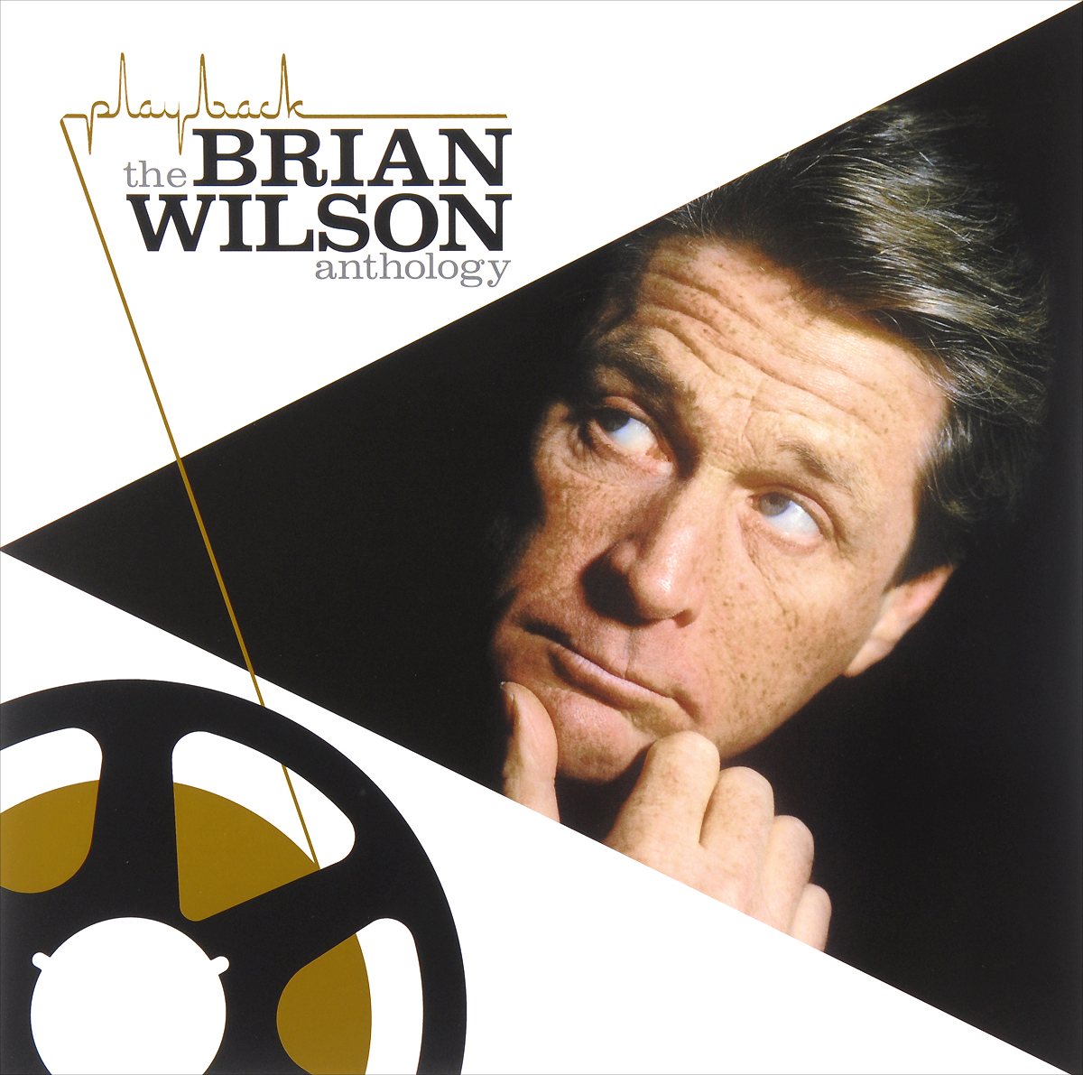 Брайан Уилсон Brian Wilson. Playback. The Brian Wilson Anthology (2 LP) цена