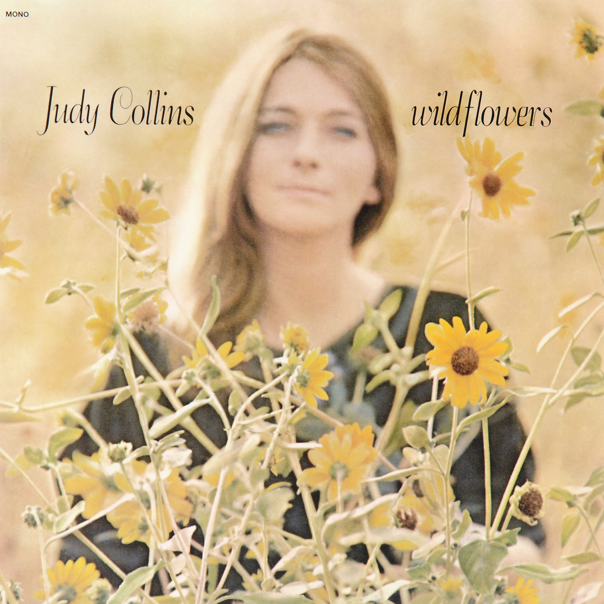 Judy Collins. Wildflowers. 50th Anniversary Edition (LP)