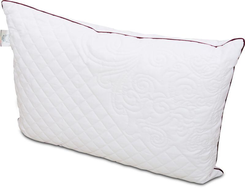Подушка анатомическая Revery Memory Soft, наполнитель: suprelle memory, цвет: белый, 50 см х 70 см цена