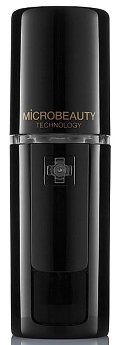 Ультразвуковой увлажнитель для кожи Microbeauty, цвет: черный
