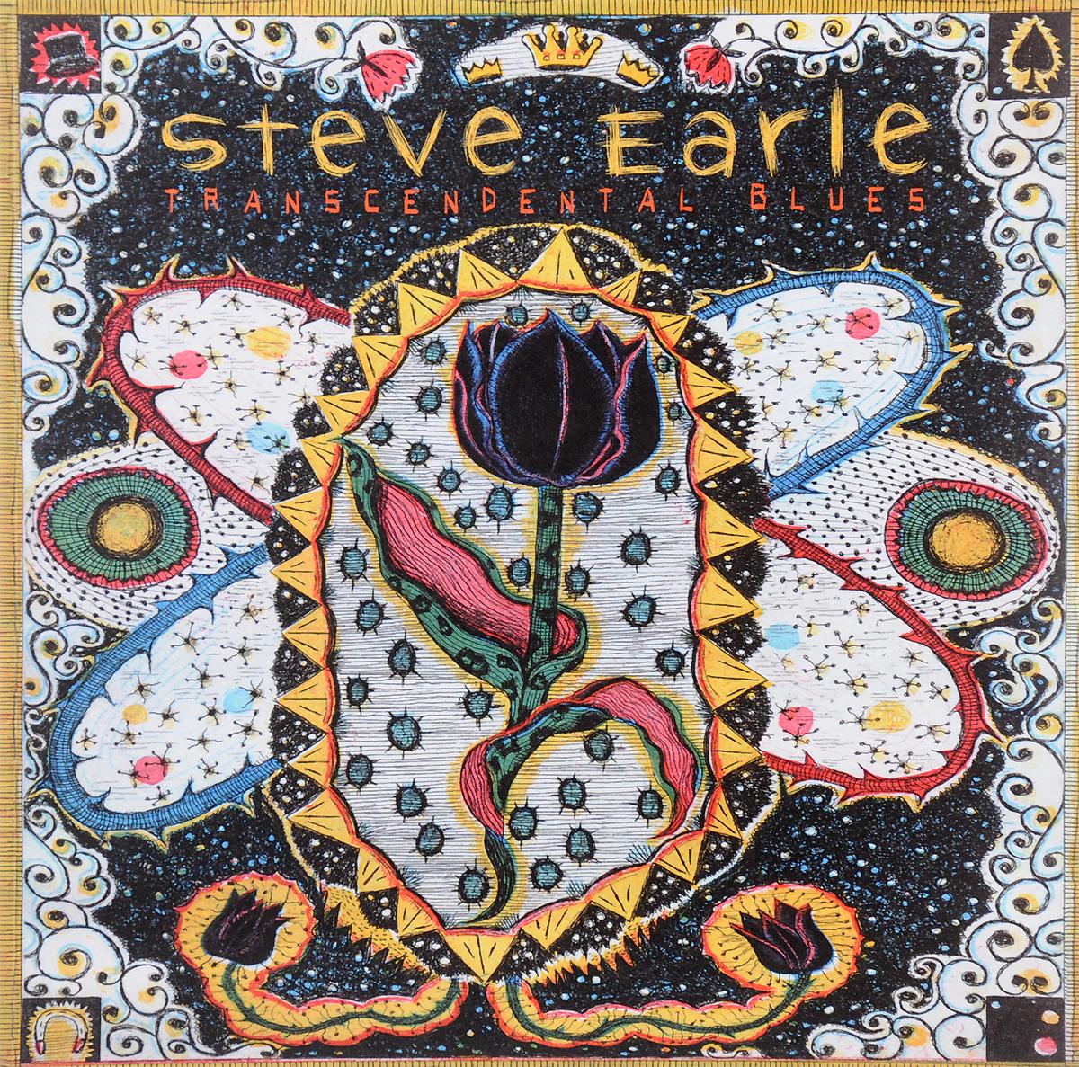 Стив Эрль Steve Earle. Transcendental Blues (2 LP)