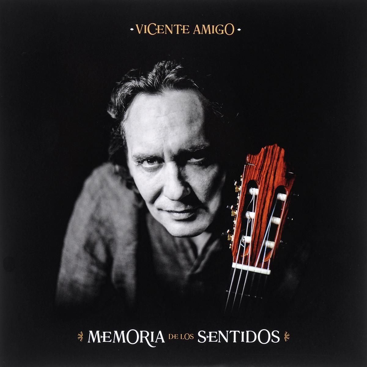 Висент Амиго Vicente Amigo. Memoria De Los Sentidos (2 LP) цены
