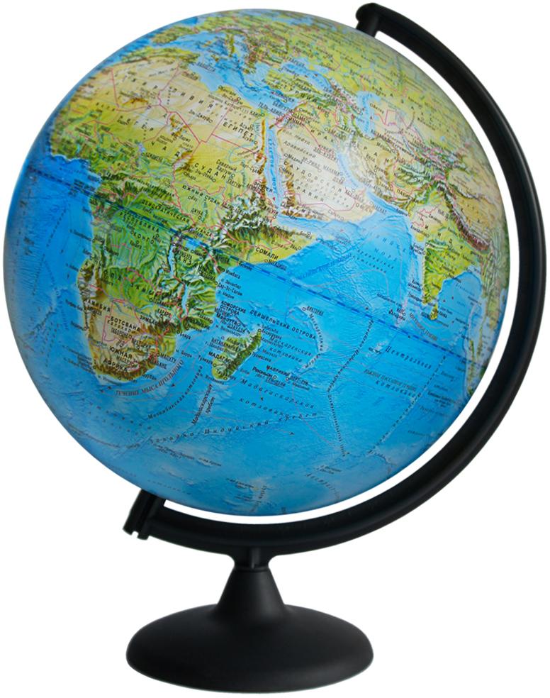 Глобусный мир Глобус ландшафтный диаметр 32 см глобусный мир глобус ландшафтный диаметр 32 см