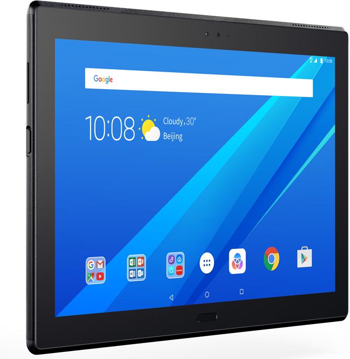 Планшет Lenovo Tab 4 10 Plus, 16 ГБ, черный