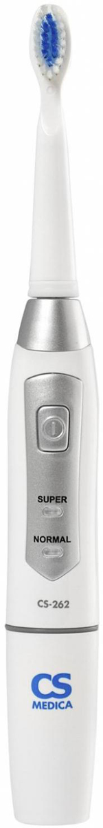 Зубная щетка CS Medica SonicPulsar CS-262 электрическая зубная щетка cs medica электрическая звуковая sonicpulsar cs 262