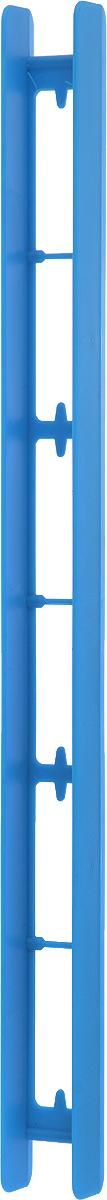Мотовило AGP, цвет: синий, 135 мм мотовило agp для поводков с пружиной цвет синий