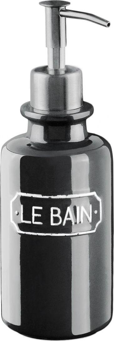 Дозатор для жидкого мыла Wess Le Bain gris. G87-80 стакан wess le bain gris керамика серый
