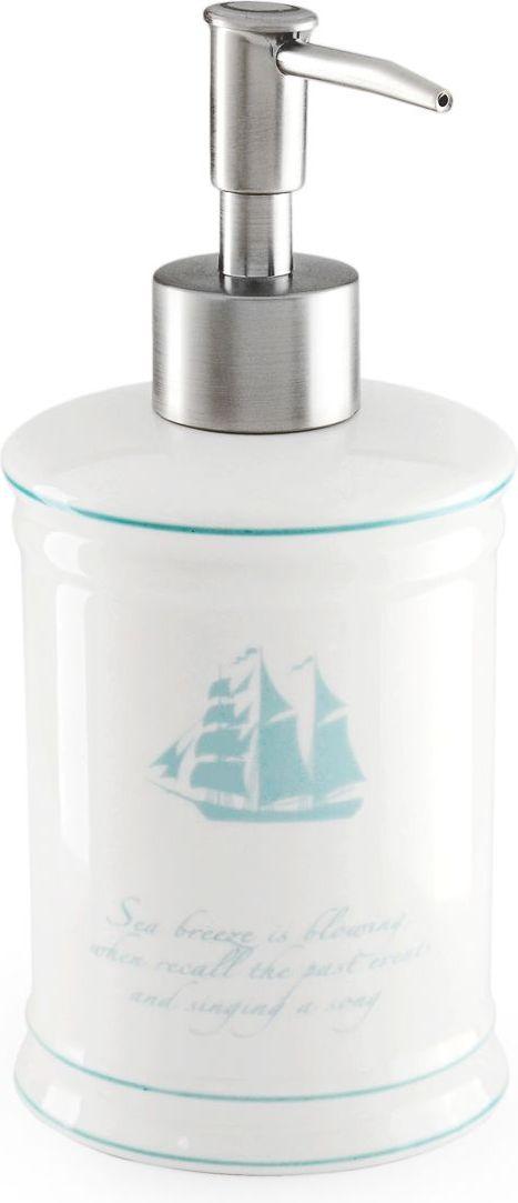 Дозатор для жидкого мыла Wess Atlantic. G87-82 дозатор д жидкого мыла wess elegance