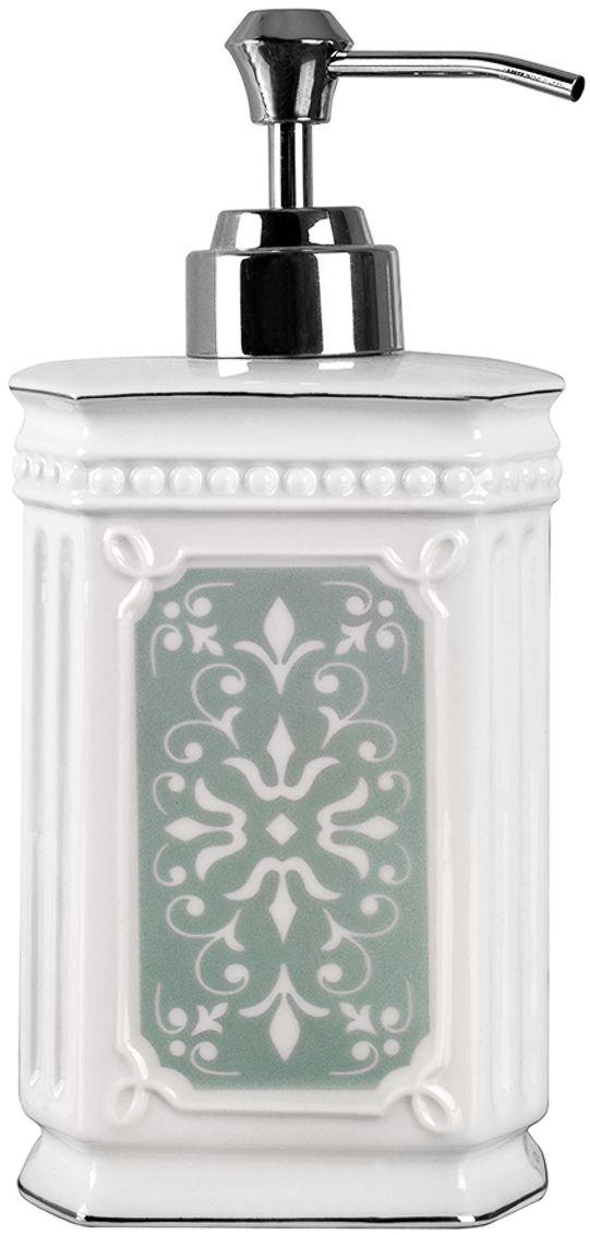 Дозатор для жидкого мыла Wess Hermitage. G87-84 дозатор для жидкого мыла wess le bain gris g87 80