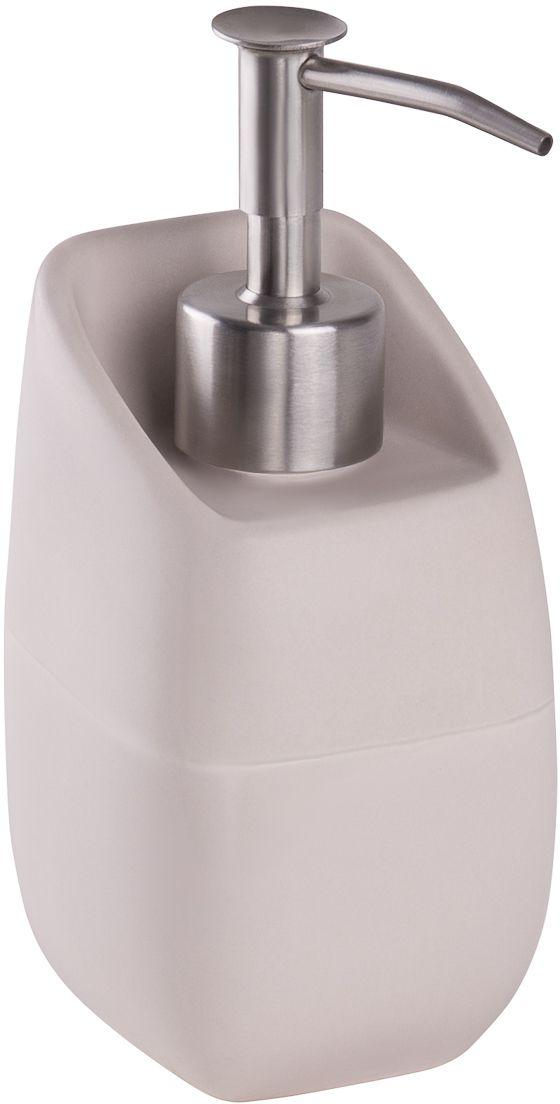 Дозатор для жидкого мыла Wess Brillar beige. G87-88 дозатор д жидкого мыла wess elegance