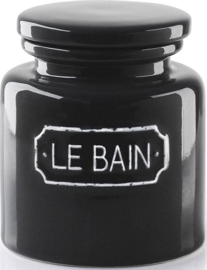 Контейнер для ватных дисков Wess Le Bain gris. G95-80 стакан wess le bain gris керамика серый