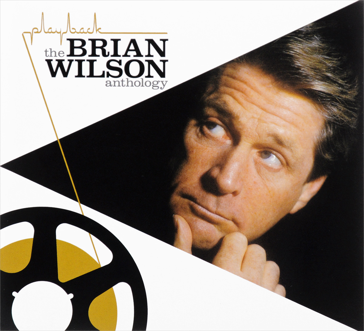 лучшая цена Брайан Уилсон Brian Wilson. Playback. The Brian Wilson Anthology