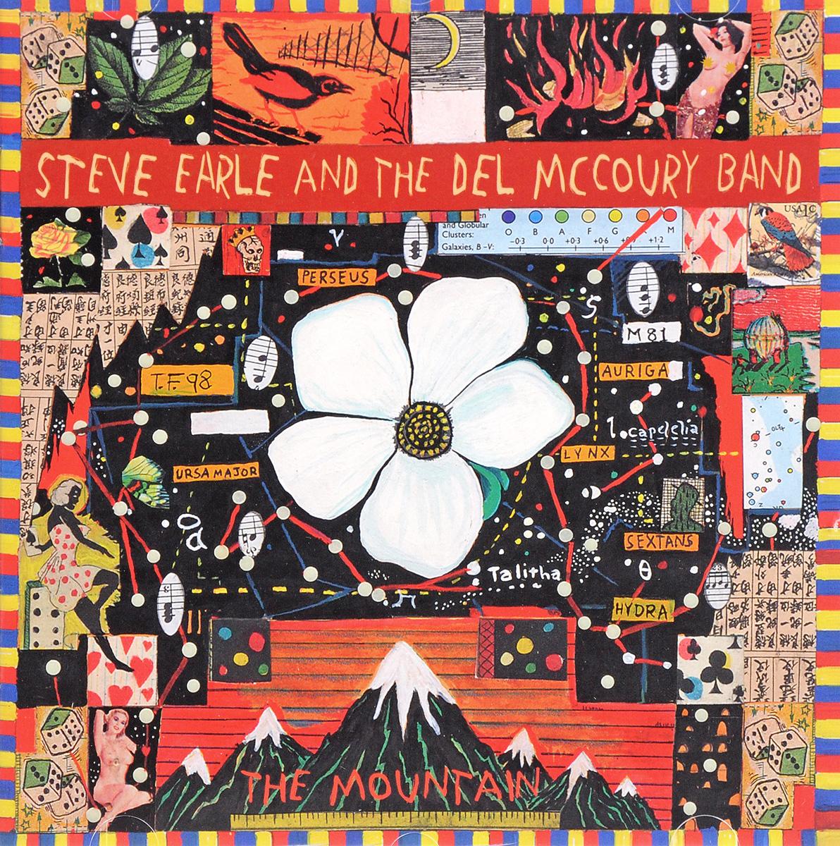 Стив Эрль,The Del Mccoury Band Steve Earle And The Del McCoury Band. The Mountain стив форберт steve forbert the place and time