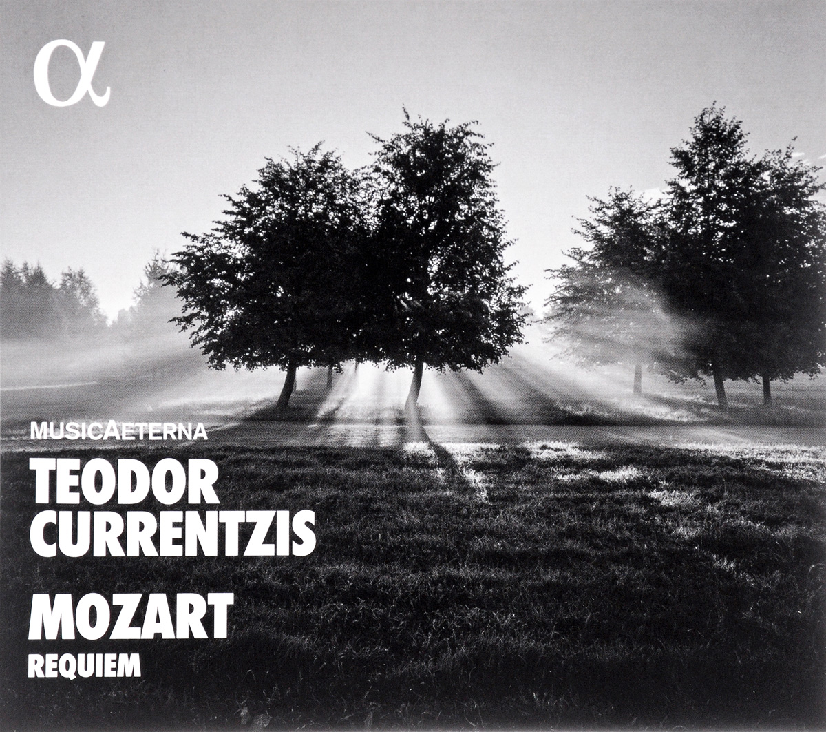 Теодор Курентзис Teodor Currentzis. Mozart. Requiem