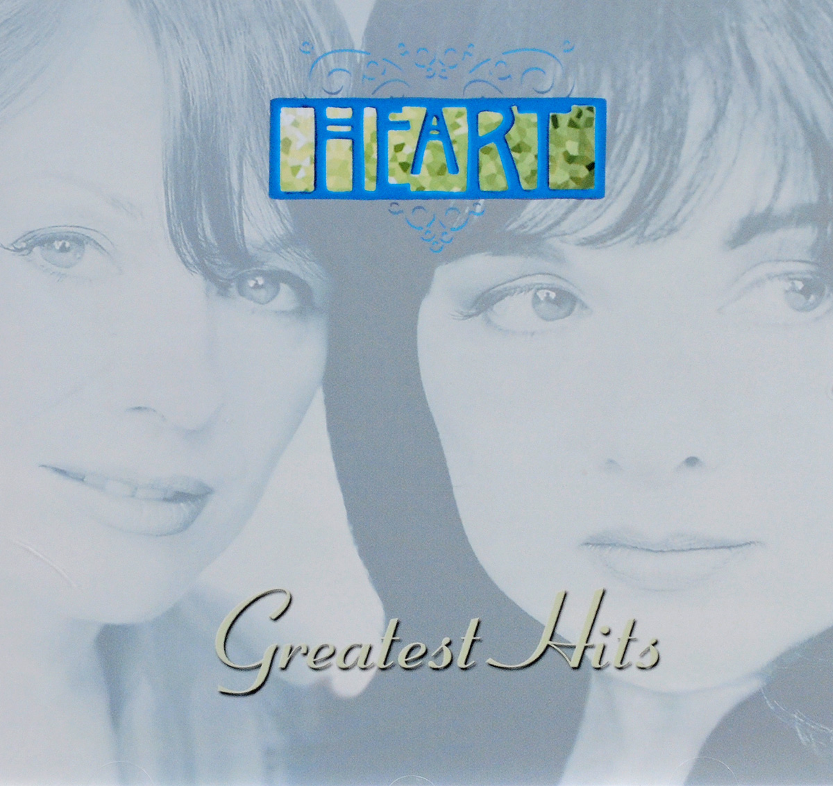 Heart Heart. Greatest Hits. 1985-1995 heart heart greatest hits 1985 1995