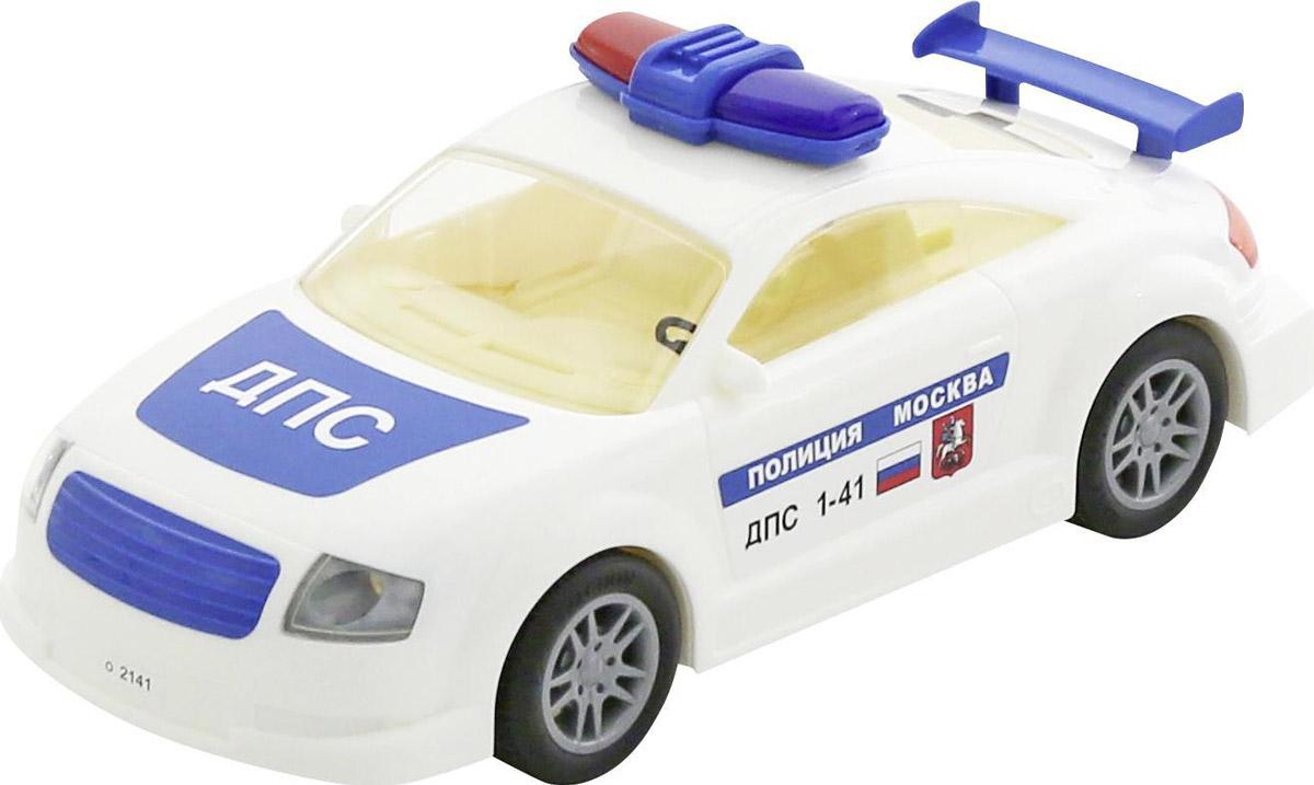 Полесье Автомобиль инерционный ДПС Москва, цвет в ассортименте