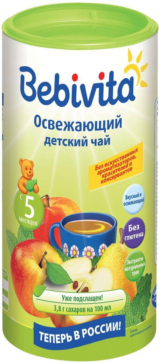 все цены на Bebivita Освежающий чай гранулированный, с 5 месяцев, 200 г онлайн