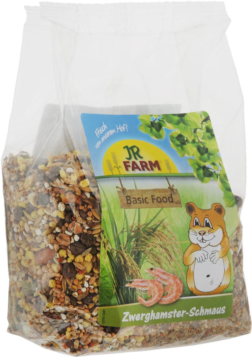 """Корм для карликовых хомяков JR Farm """"Classic Feast"""", 600 г"""