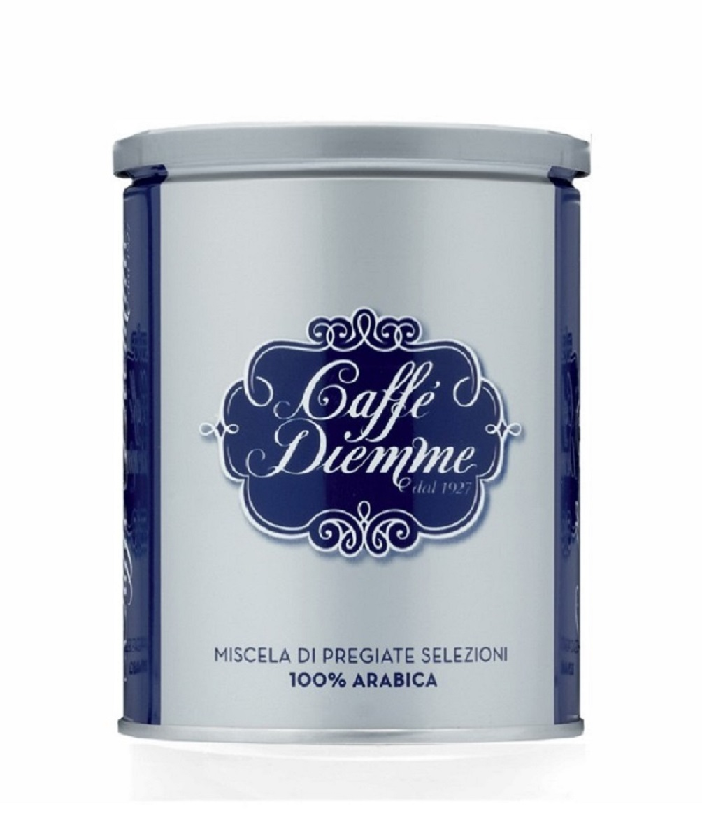 Diemme Caffe Blue Espresso кофе молотый, 250 г цены