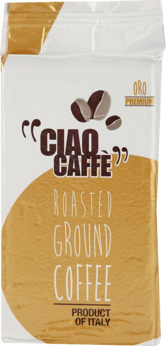 Ciao Caffe Oro Premium кофе молотый, 250 г цены