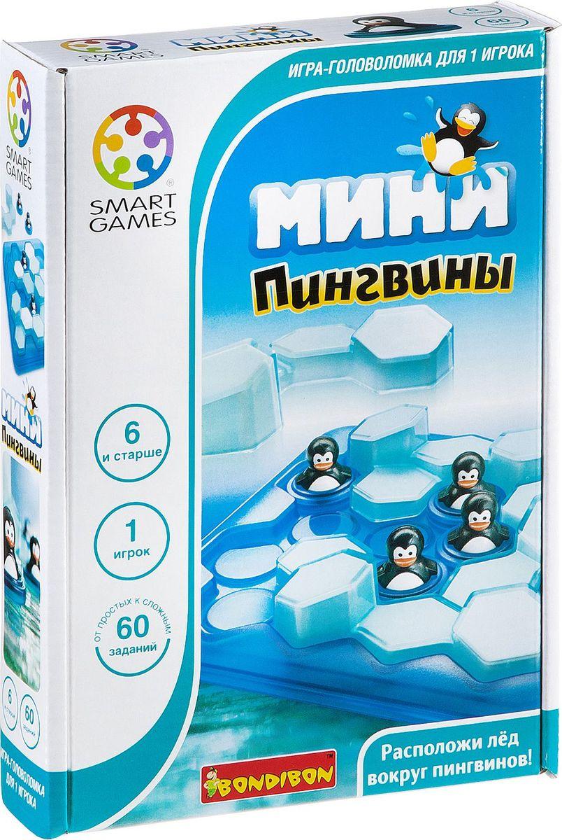 Bondibon Настольная игра Мини-Пингвины цена